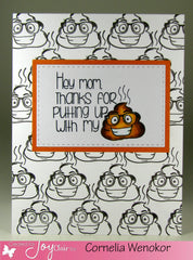 Mother's Day Clear Stamps - Joy Clair - 2
