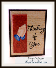 Clear Stamps - God's Love | Bible Journaling Clear Stamps - Joy Clair - 12