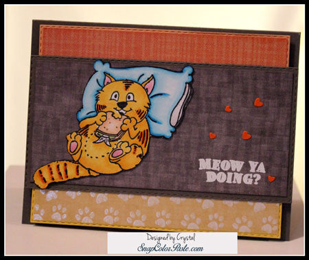 Just Kitten Around Clear Stamps - Joy Clair - 16