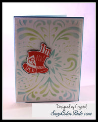 Love Quotes Clear Stamps - Joy Clair - 7
