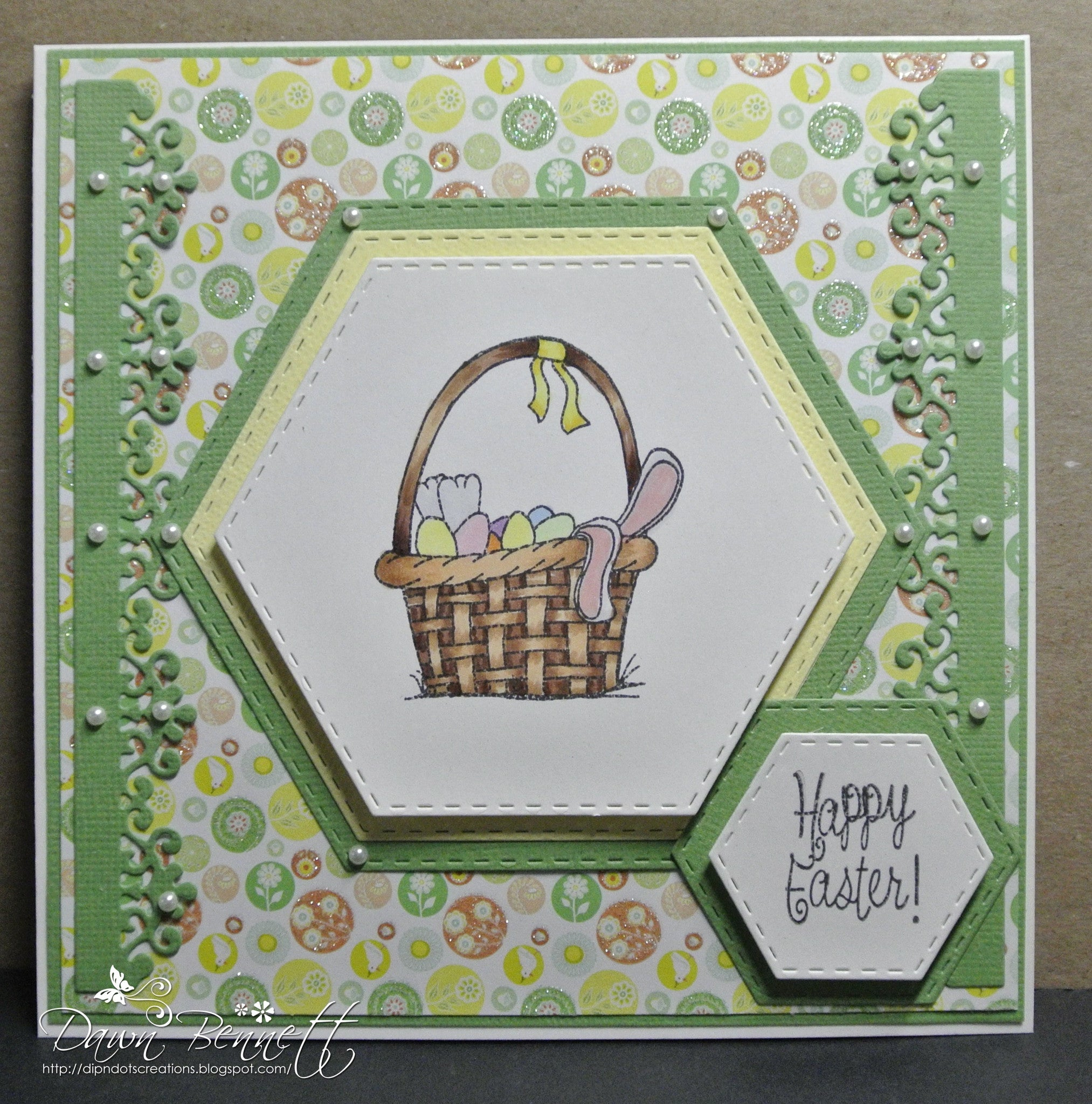 Happy Easter Clear Stamps - Joy Clair - 7