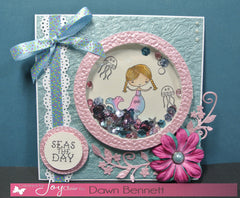 Seas the Day Clear Stamps - Joy Clair - 5