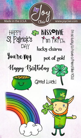 Lucky Charm | Clear Stamp Set