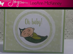 Oh Baby Clear Stamps - Joy Clair - 7