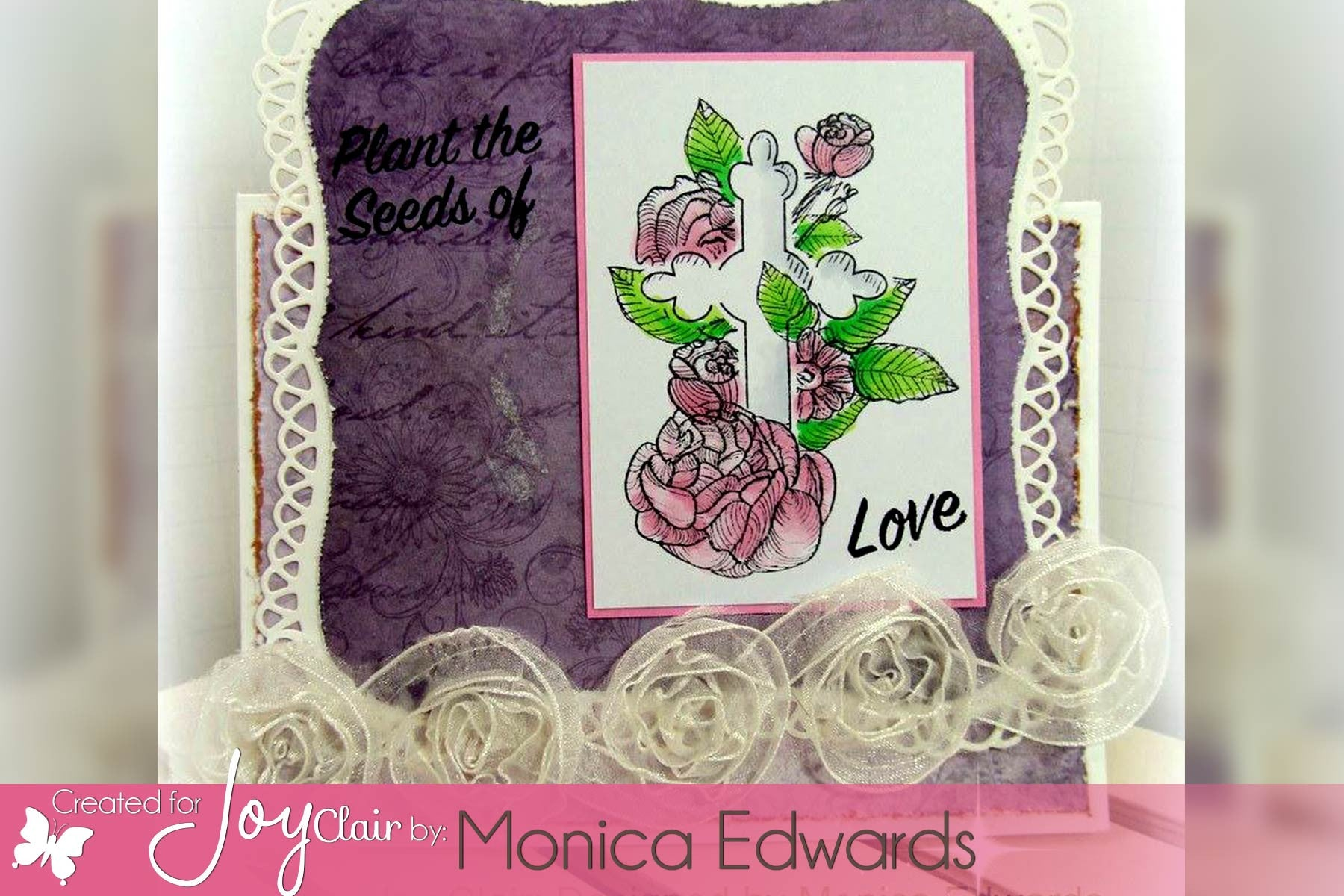 Clear Stamps - Seeds of Faith | Bible Journaling Clear Stamps - Joy Clair - 4