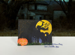 Trick or Treat Clear Stamp Set - Joy Clair - 2