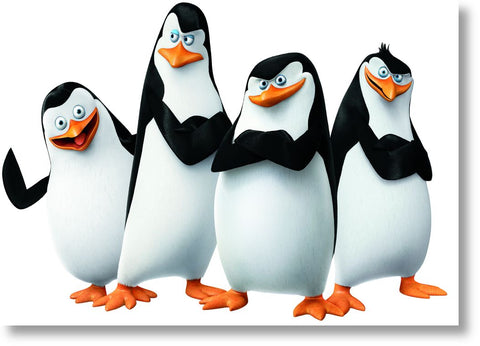 Cuadro de Penguins of Madagascar 4950