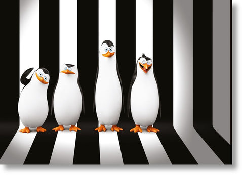 Cuadro de Penguins of Madagascar 4952