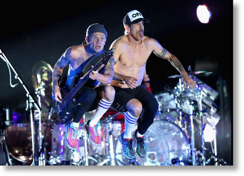 Cuadro de Red Hot Chilli Peppers 6250