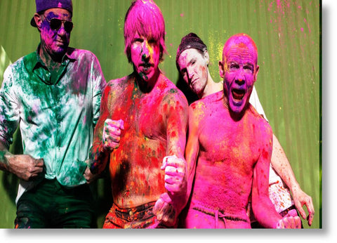 Cuadro de Red Hot Chilli Peppers 6252