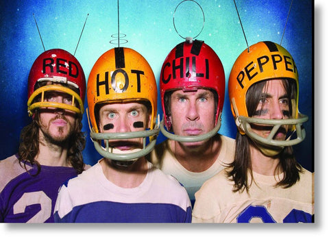 Cuadro de Red Hot Chilli Peppers 6254
