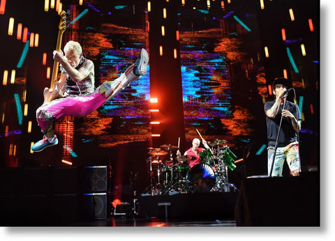 Cuadro de Red Hot Chilli Peppers 6258