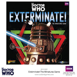 Warlord Games Dr Who Exterminate! In to The Time Vortex Game