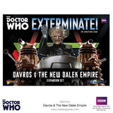 Warlord Games Dr Who Time Vortex Dalek Plastic Box Set
