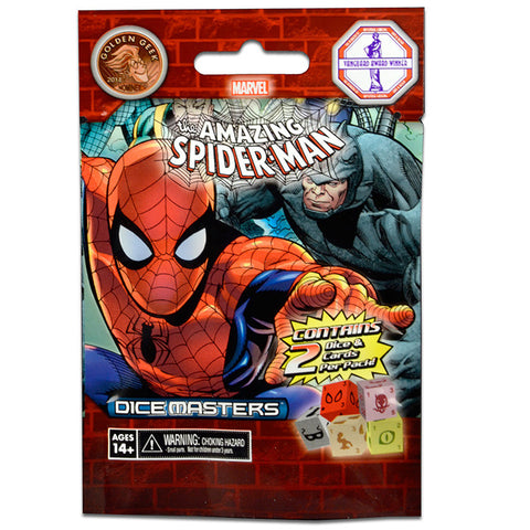 Wizkids Amazing Spiderman Dicemasters Gravity Feed