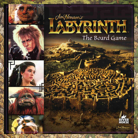 Labyrinth The Movie Boardgame