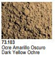 Dark Yellow Ocre Pigment 30ml