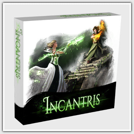 Incantris - A Game of Magical Combat