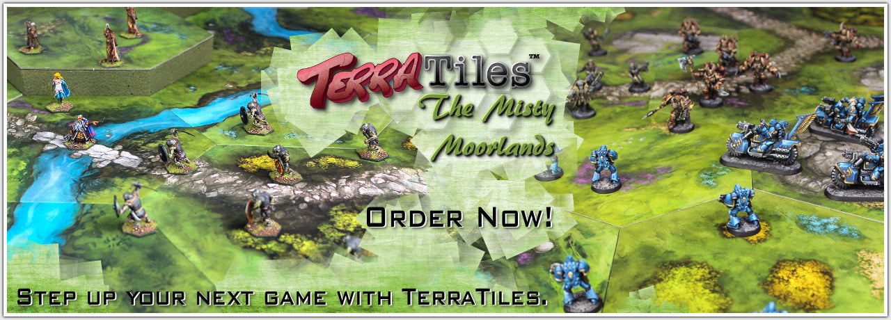 TerraTiles: The Misty Moorlands