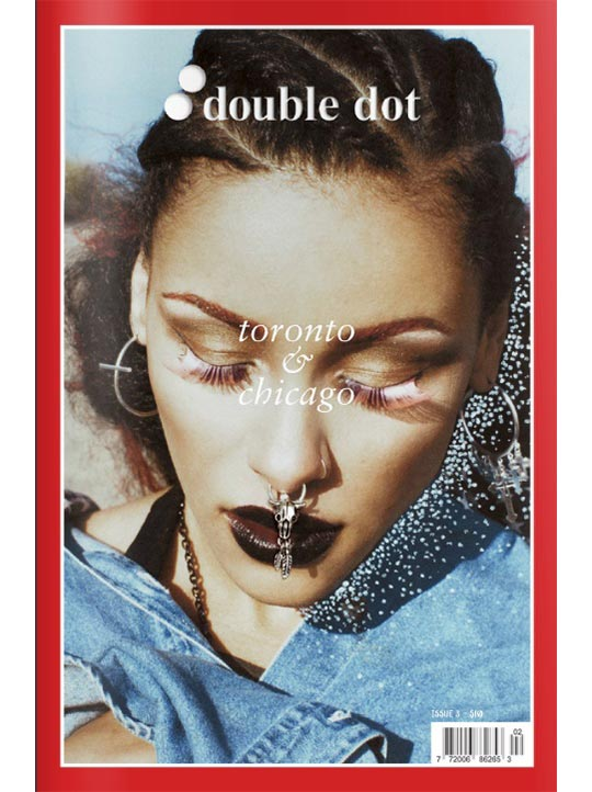 Double Dot Issue 3 - Cover