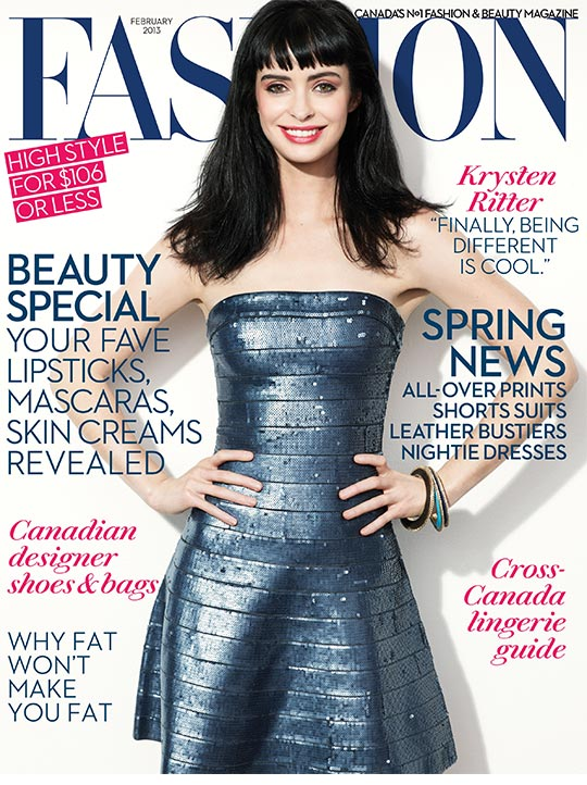Fashion February 2015 - Cover