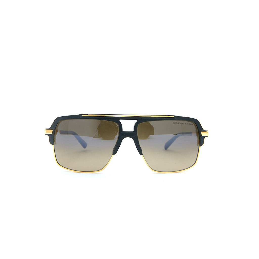 0ad62a2db1c DITA MACH-FOUR in Black Gold – Spectacle