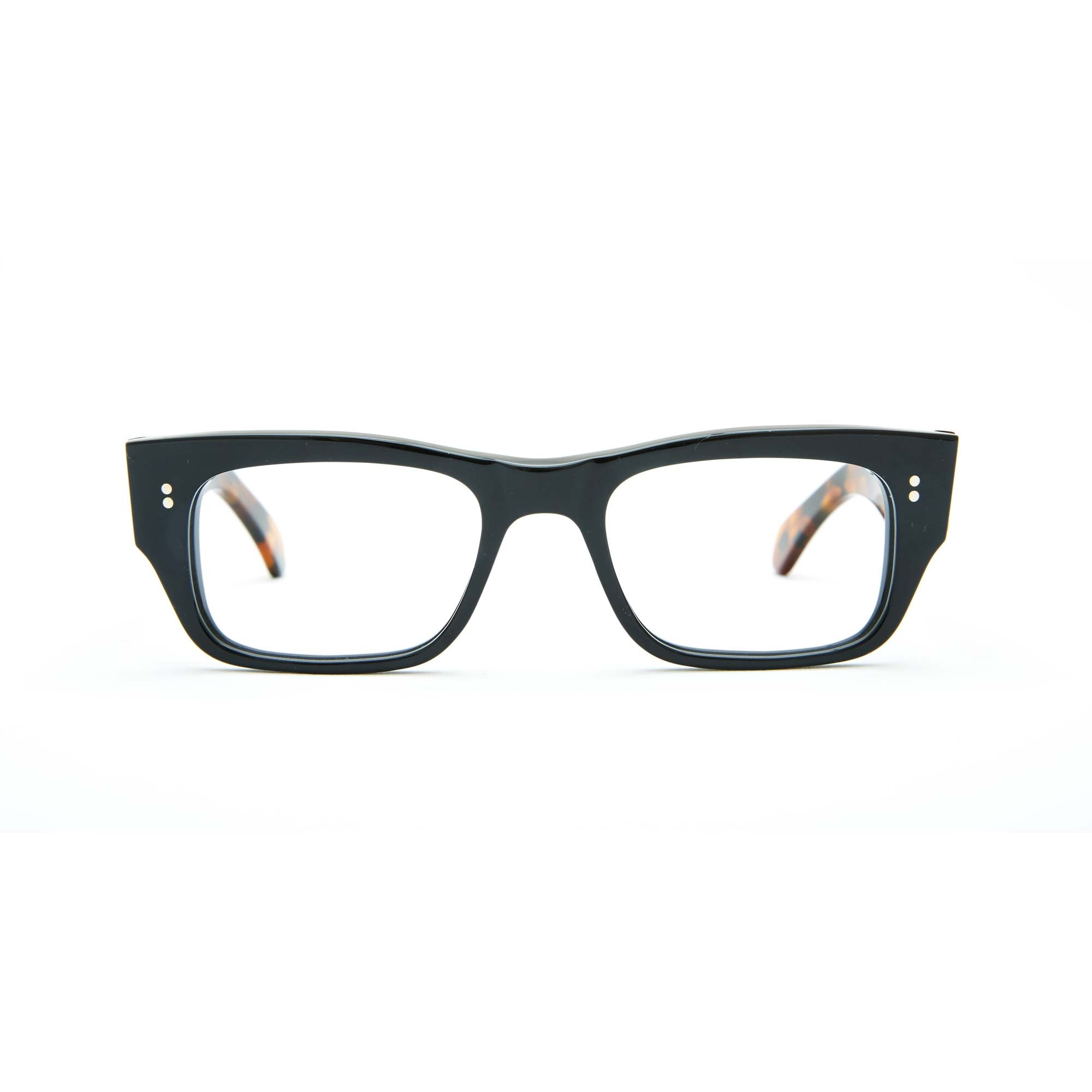Garrison Rd. Black with Tort Temples