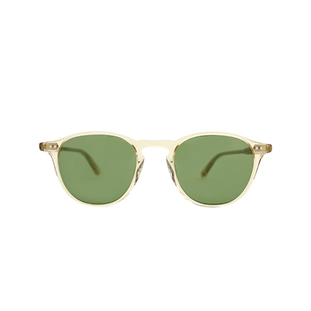 Hampton in Champagne with Pure Green Glass Lenses