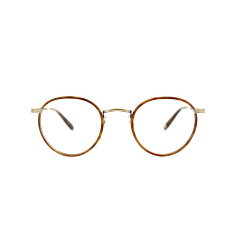 Wilson Bourbon Tortoise with Matte Spotted Tortoise temples