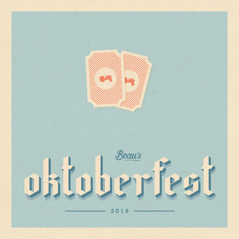 Oktoberfest 2018 -  Saturday September 22