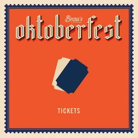 Oktoberfest 2019 (Weekend Passes September 20 & 21)