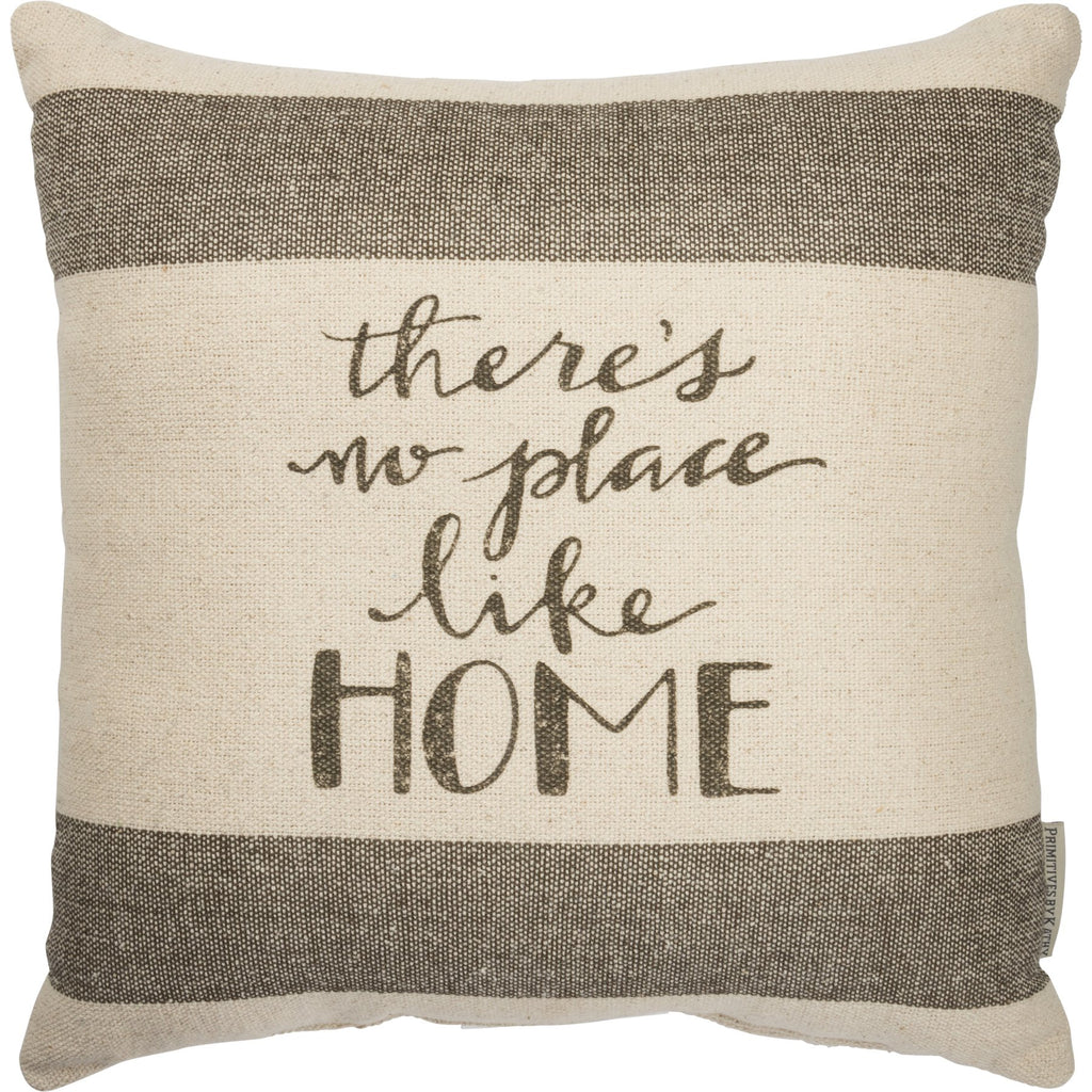 PILLOW NO PLACE LIKE HOME