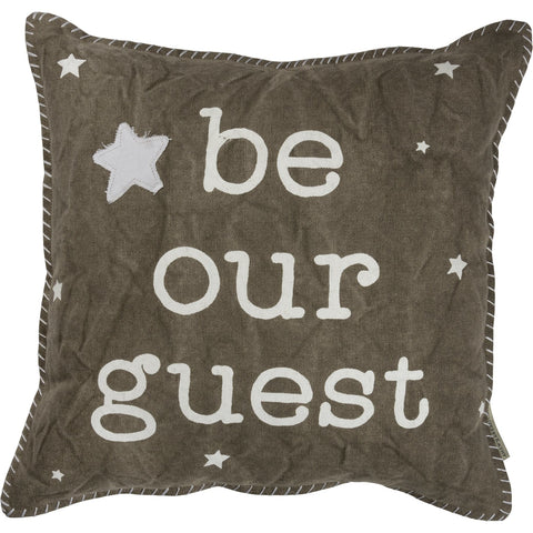 PILLOW BE OUR GUEST