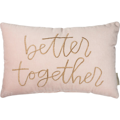 PILLOW BETTER TOGETHER