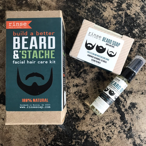 Beard & Stache Care