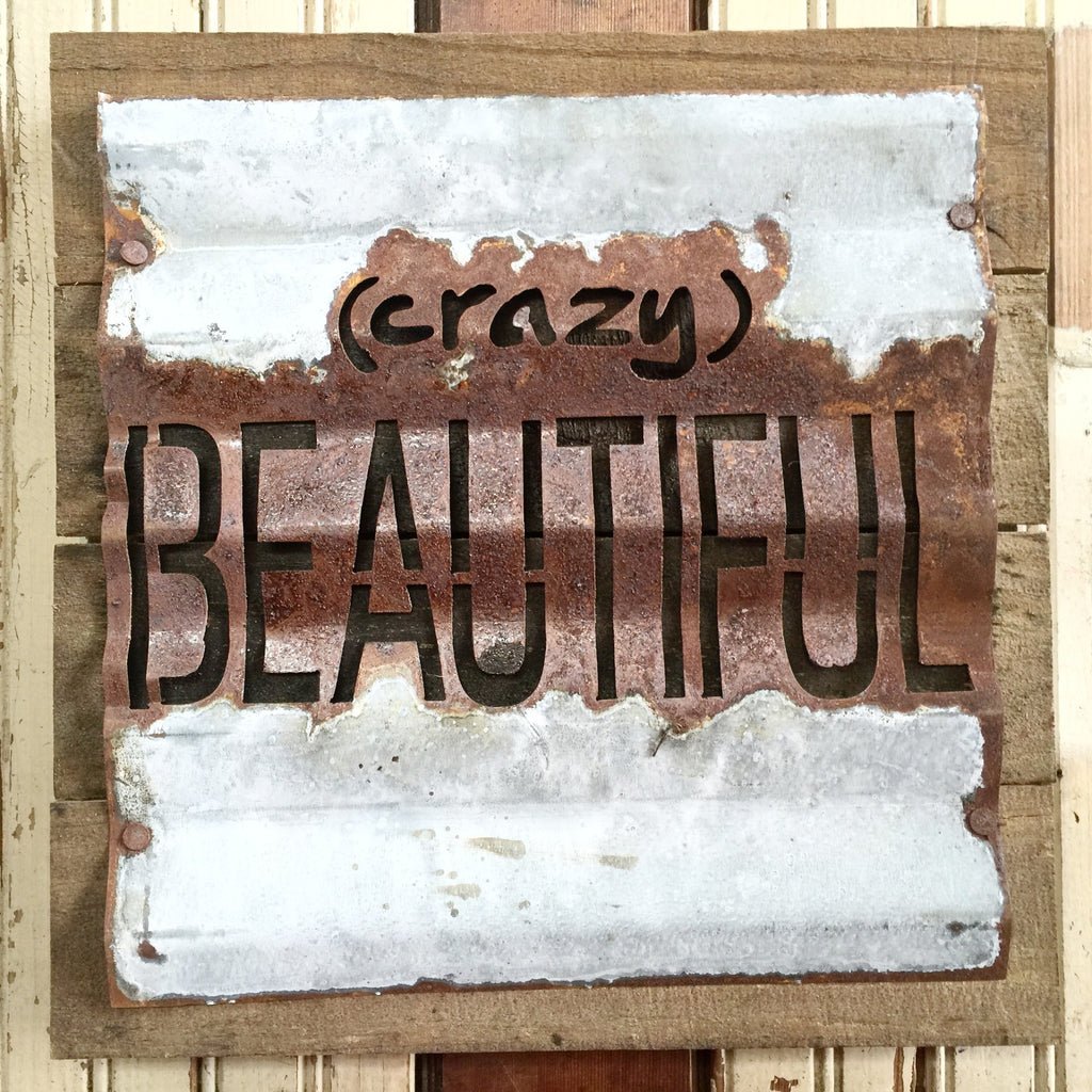 Tin - Crazy Beautiful