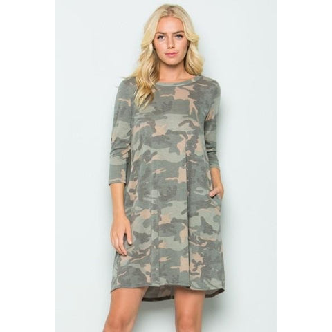 DRESS CAMO TSHIRT 7155503