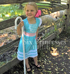 Princess Dress - Bo Peep Toy Story 4 Inspired