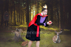 Princess Mommy Dress - Adult Size Evil Queen Snow White Inspired Disney Costume