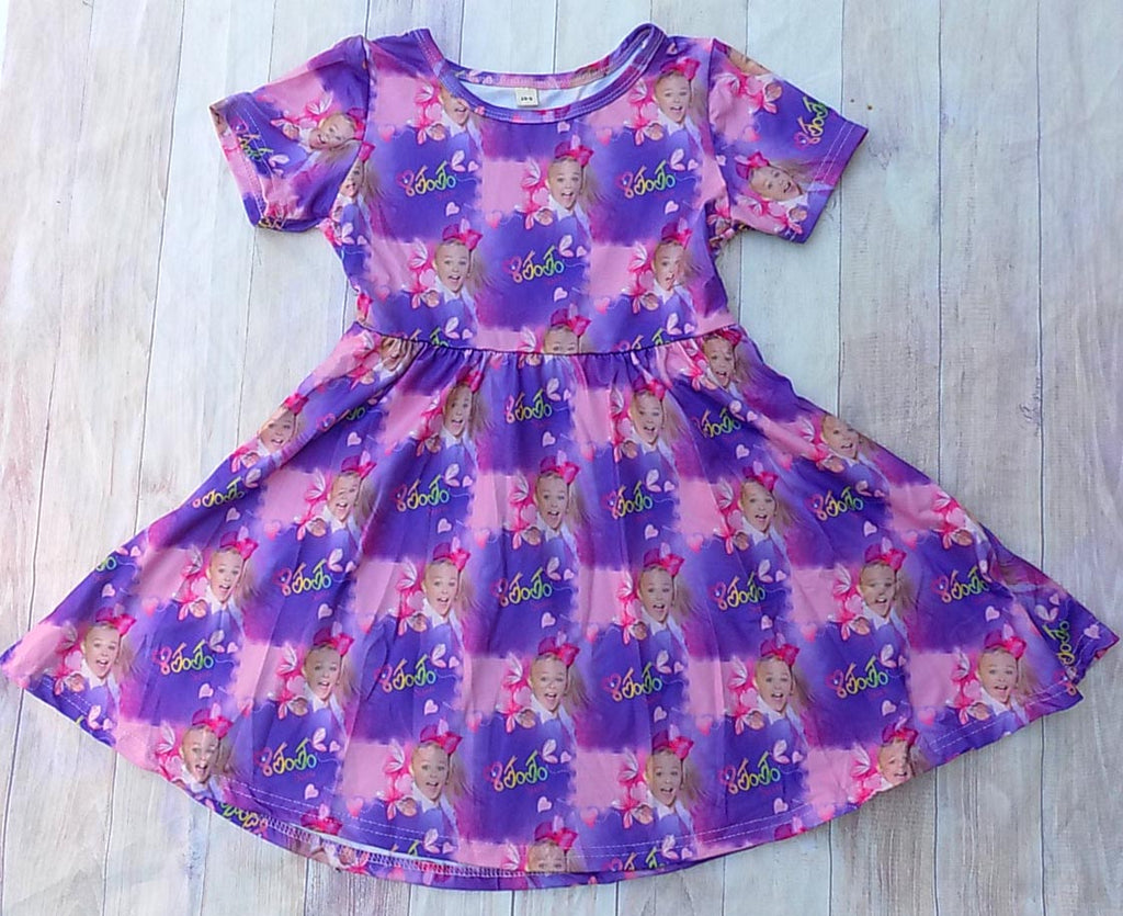 JOJO Twirl Dress