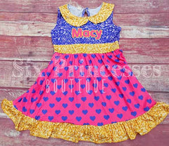 LOL Surprise Dolls Super BB Hearts Dress