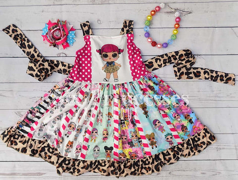 LOL Surprise Dolls Panel Twirl Dress