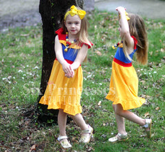 Princess Dress - Snow White Inspired