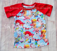 Toy Story 4 Twirl Dresses, Shorts Sets & Raglans Disney Princess forky Bo Peep