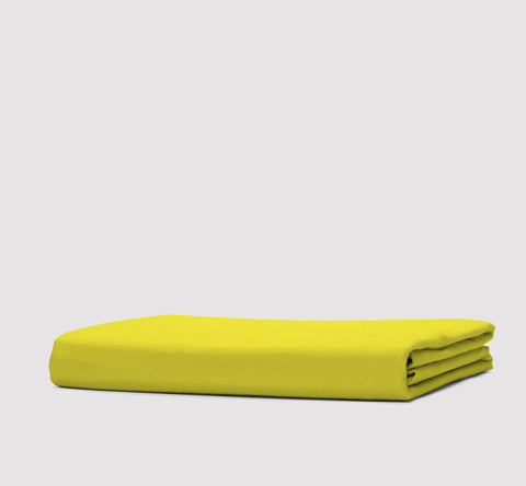 fitted sheet | all nighter citron | bedface