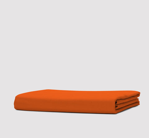 fitted sheet | alarm clock orange | bedface
