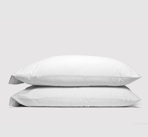 pillowcases | starlight white | bedface
