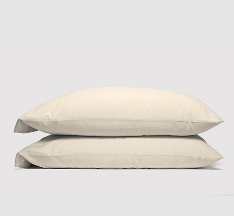 pillowcases | natural | bedface