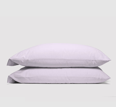 pillowcases | lavender | bedface