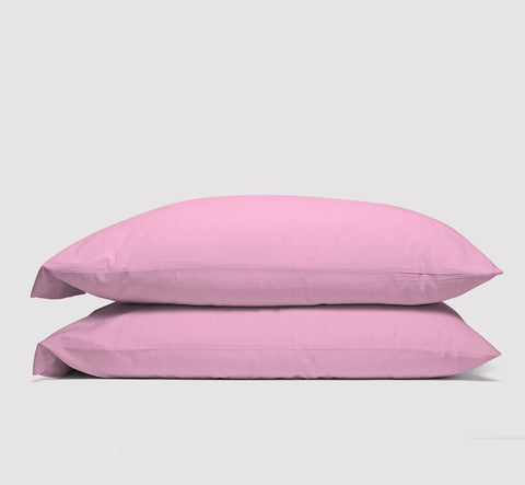 pillowcases | powder pink | bedface